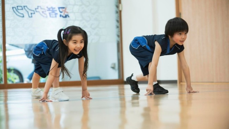 やる気スイッチグループ、「忍者ナイン 親子かけっこ教室」を千葉県で開催