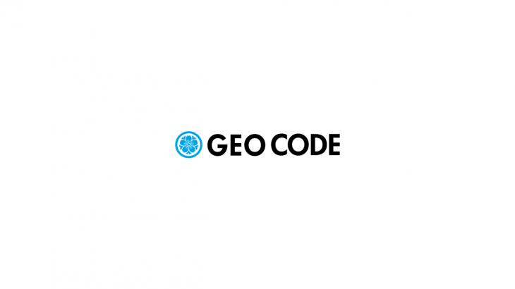 ジオコード、補助金・助成金支援のライトアップと業務提携