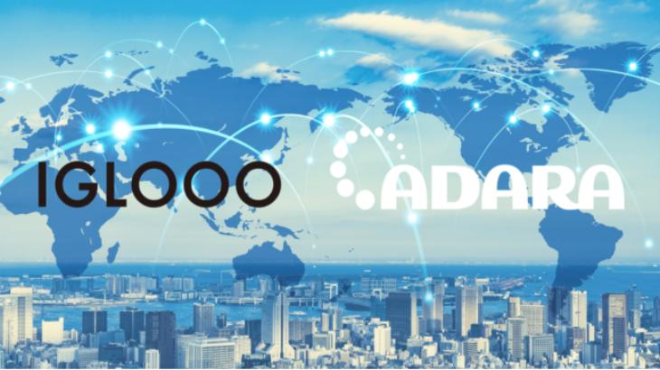 IGLOOO(イグルー)、訪日観光分野におけるデジタルマーケティング支援強化でADARA(アダラ)と業務提携
