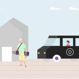 独自のAIでスマートシャトル運営中のNearMe(ニアミー)、ゴルフ場送迎シャトルを拡大ローンチ