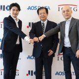 AOSデータ、JIC VGIとICMGグループによる9億円の資金調達を実施