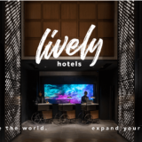 グローバルエージェンツ、運営中の6ブランドを統括するアンブレラ・ブランドとして新たに「LIVELY HOTELS(ライブリーホテルズ)」をリリース