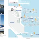 PicoCELA(ピコセラ)、ラグナマリーナが管理するクラブハウスと係留桟橋を含む海洋上のWi-Fi化に成功
