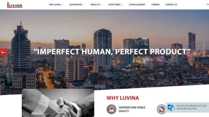 ベトナムのオフショア開発企業 Luvina Software(ルビナソフトウェア)【ソフトウェア開発】