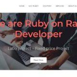 ベトナムのオフショア開発企業|Ruby on Ring【Webサイト開発】